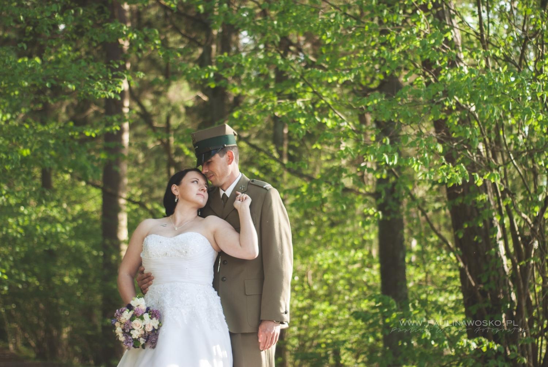 Kasia & Grześ | plener ślubny | Suwałki 2015