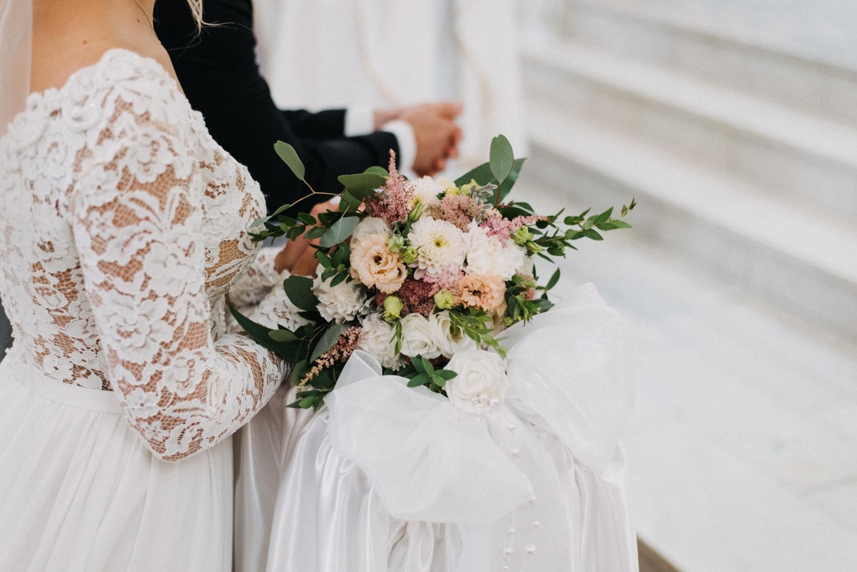 ślub Anity i Bartosza