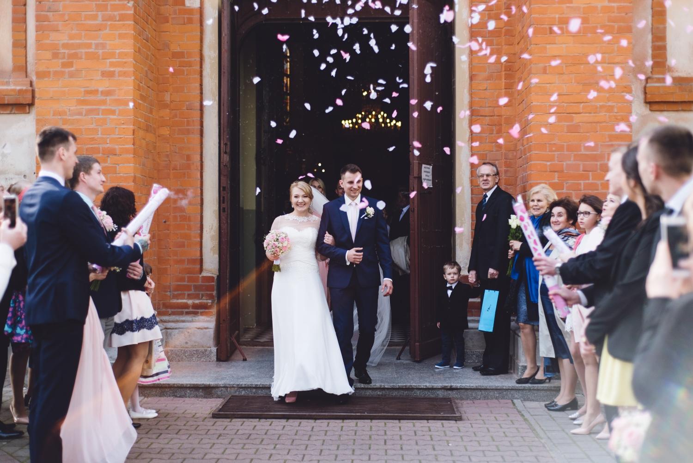 ślub Pauliny i Marcina || 2017