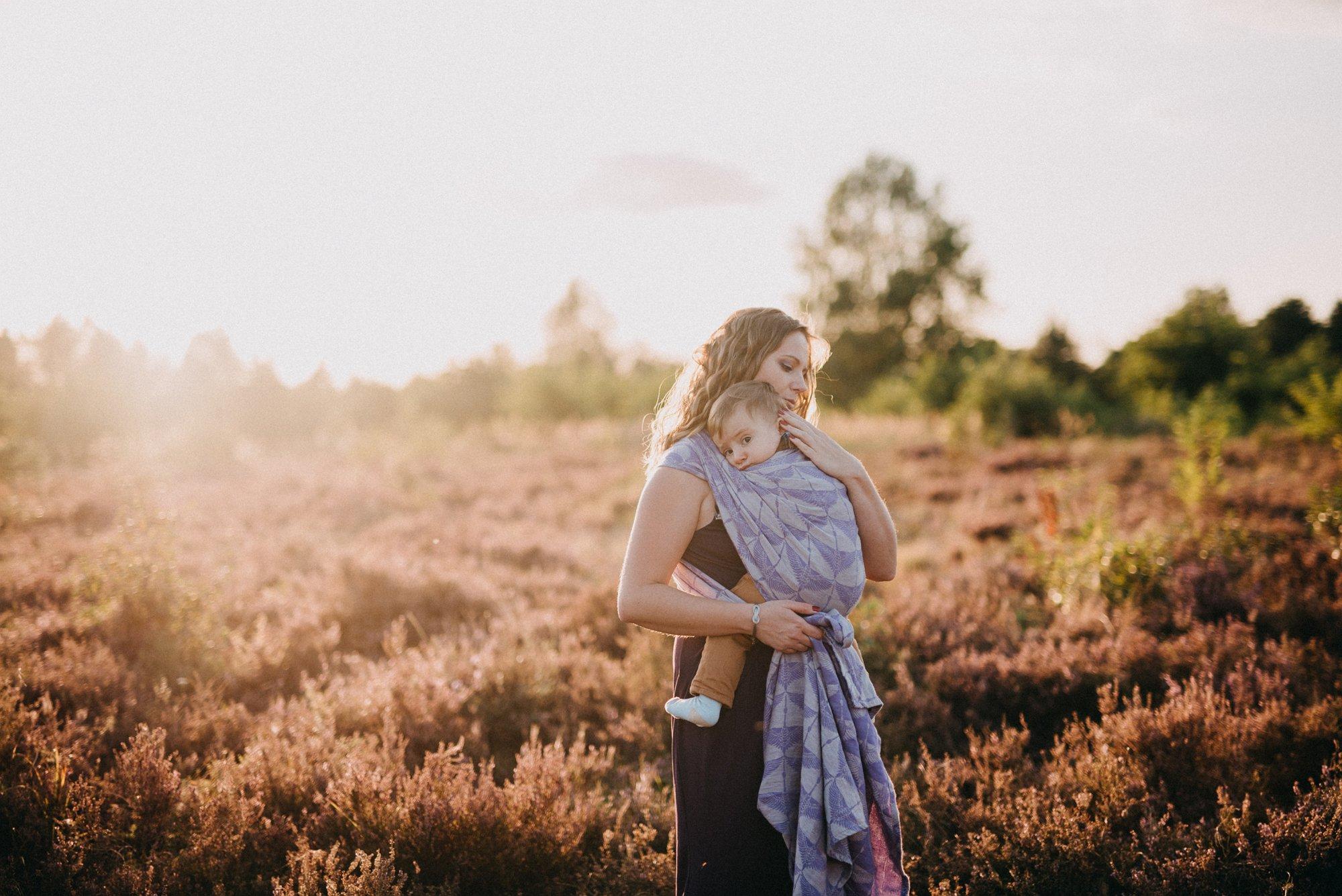 Żaklina i Maciek || sesja chustowa