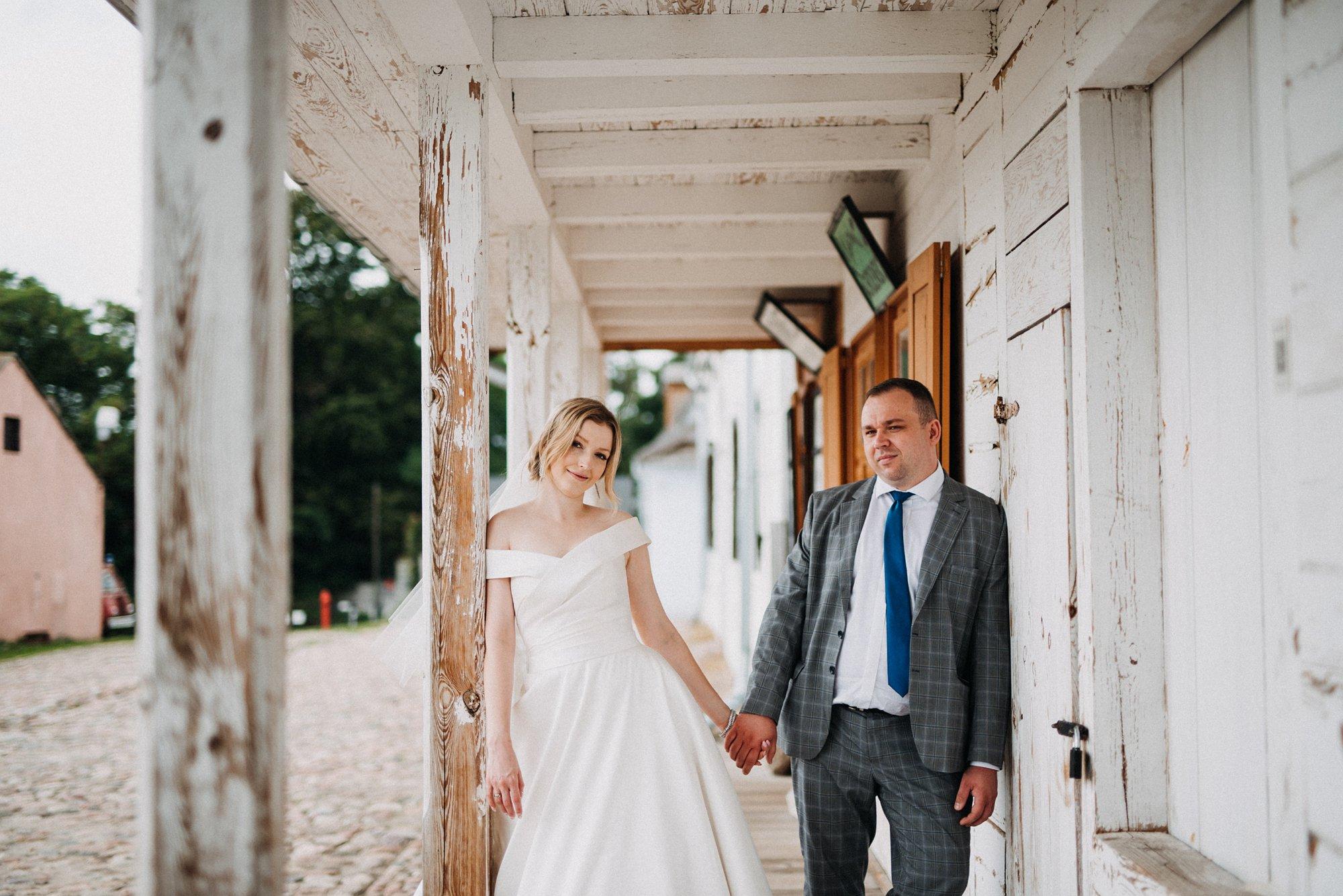 Magda i Paweł || plener w Skansenie