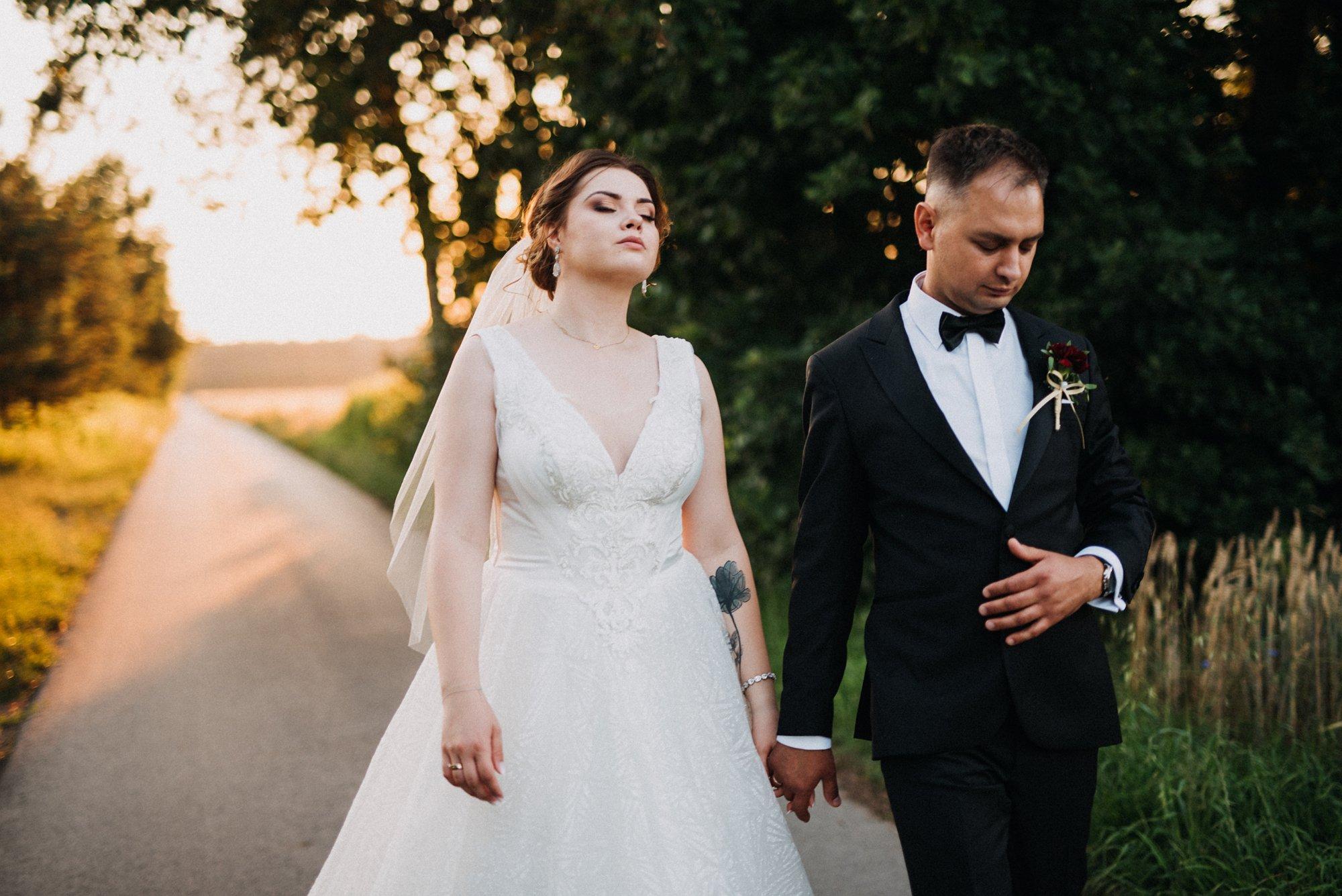 Weronika i Sławek || plener w dniu wesela
